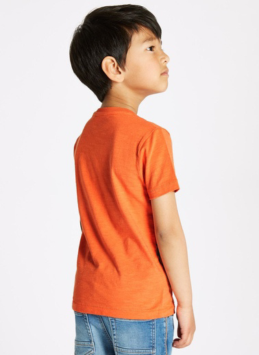 Marks & Spencer Tişört Oranj